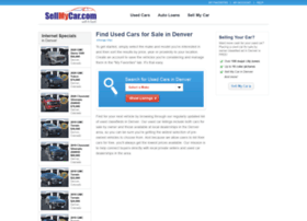 denver.sellmycar.com
