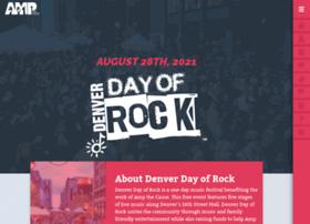 denverdayofrock.com