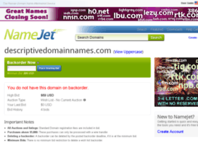 descriptivedomainnames.com