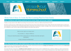 design-your-homeschool.com