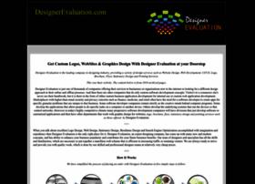 Designerevaluation.com