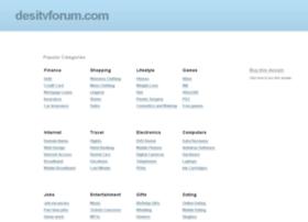 desitvforum.com