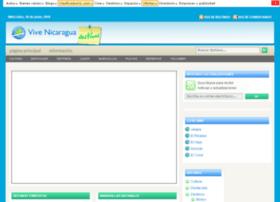 destinos.vivenicaragua.com