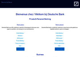 deutschebank.be
