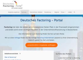 deutsches-factoring-portal.de