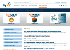 dev.mysql.com