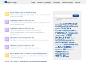 Dev.weblication.de