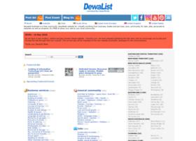 dewalist.com.au