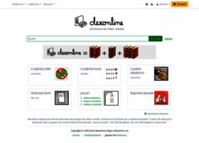 Dex-online.ro
