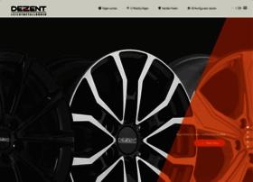 dezent-wheels.com