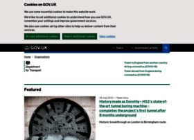 Dft.gov.uk