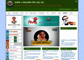Dhakaeducationboard.gov.bd