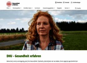 dhu.de