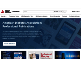 diabetesjournals.org