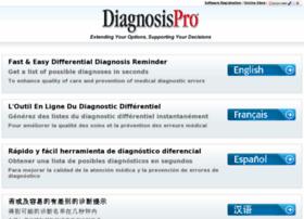 Diagnosispro.com