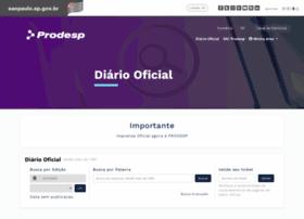diariooficial.imprensaoficial.com.br