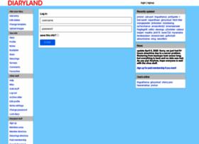 diaryland.com