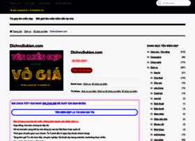 dichvusukien.com