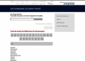 dictionnaire-juridique.com