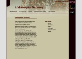 dictionnaire-montesquieu.ens-lsh.fr