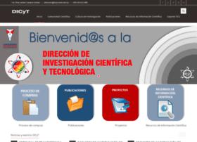 dicyt.umss.edu.bo