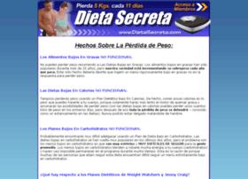 dietasecreta.com