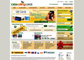 digicallingcards.com