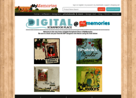 digitalscrapbookplace.com