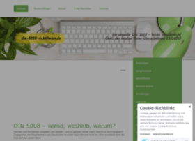 din-5008-richtlinien.de