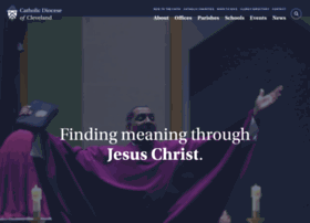 dioceseofcleveland.org