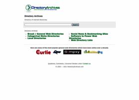 Directoryarchives.com