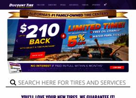 discounttirecenters.com