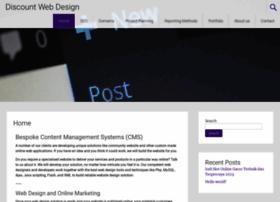 Discountwebdesign.co.uk