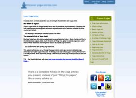 discover-yoga-online.com