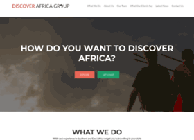 discoverafricagroup.com