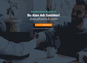 discusfunclub.com