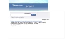 Disneyinteractivestudios.custhelp.com