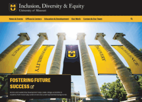 diversity.missouri.edu