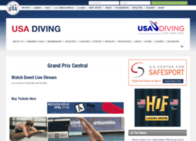diving.teamusa.org