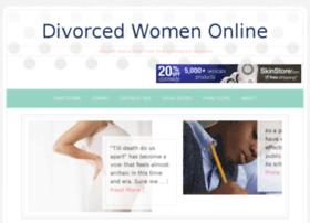 divorcedwomenonline.com
