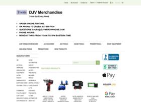 djvmerchandise.com