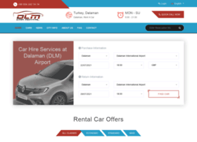 dlmcarrental.com