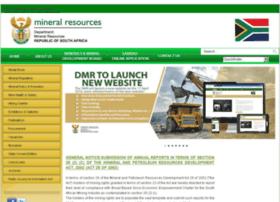 Dmr.gov.za