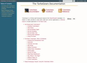 docs.turbogears.org