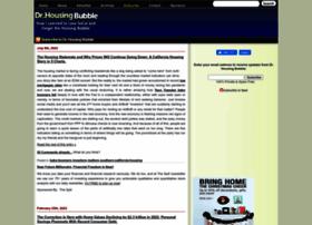 doctorhousingbubble.com