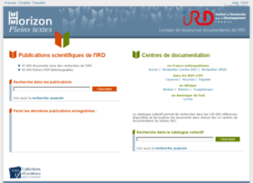 documentation.ird.fr