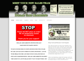 dollarcardmarketing.com