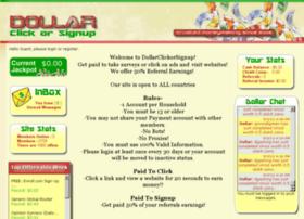 dollarclickorsignup.com