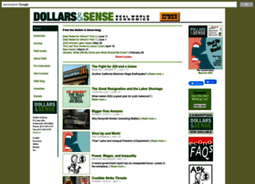 dollarsandsense.org