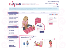 dollsclothes-emilyrose.com